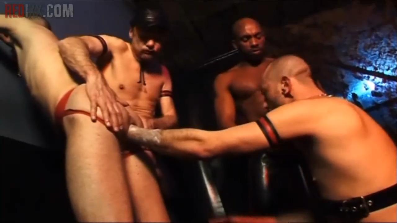 gay orgy barcelona