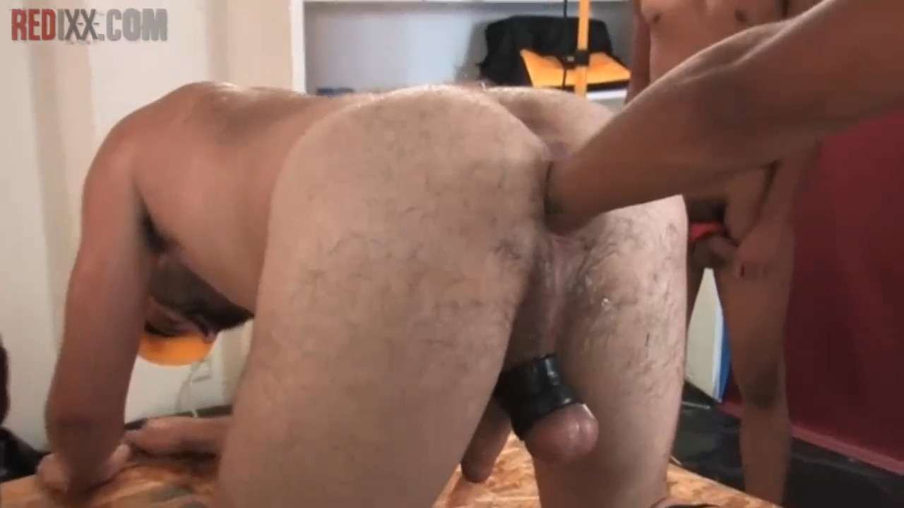 Brutal Dildo Fisting Orgy