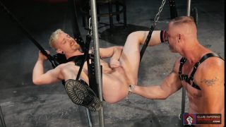 Cody Winter Fist Fucked By D Arclyte In The Sling