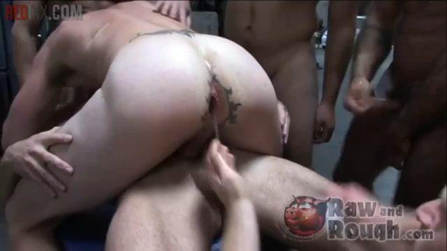 Pissing, Fisting, Bareback Orgy